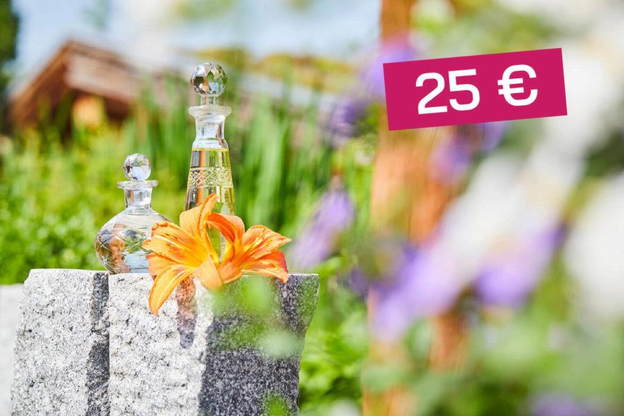 Wertgutschein 25 €