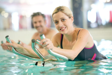 AquaCycling Health (7 Einheiten) (Di 19 Uhr/Fr 18 Uhr)